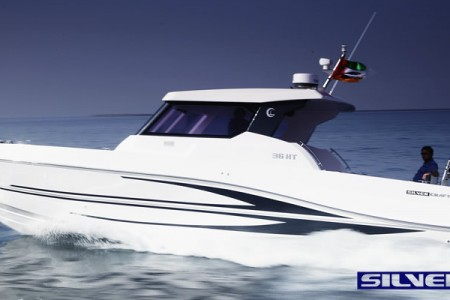 Silvercraft 36 HT