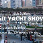 Kuwait Yacht Show 2018