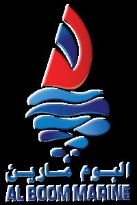 alboom footer logo