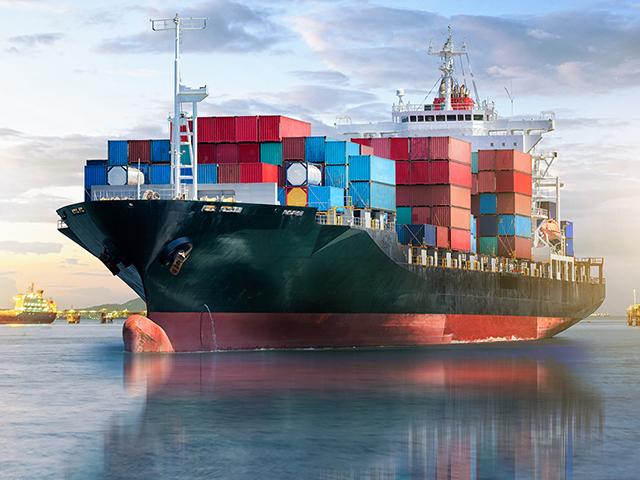 Cargo service alboom marine