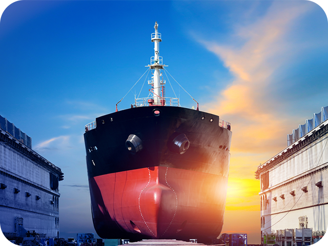 alboom marine dry docking
