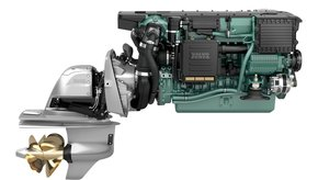 Aquamatic Sterndrive Diesel