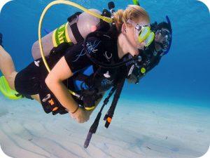 Enriched Air Nitrox Diver kuwait