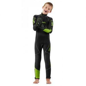 Kids Snorkeling & Scuba al boom marine