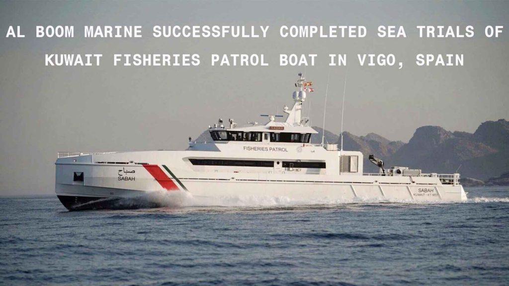 sabah kuwait fisheries patrol